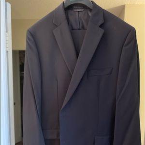 Men's 2 pc suit. 2 button